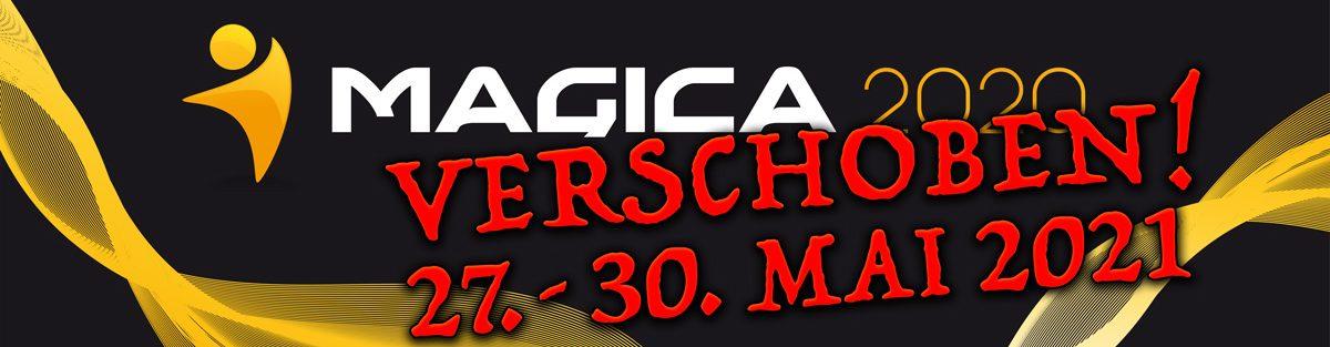 Magica2020 Deutsche Meisterschaften der Zauberkunst